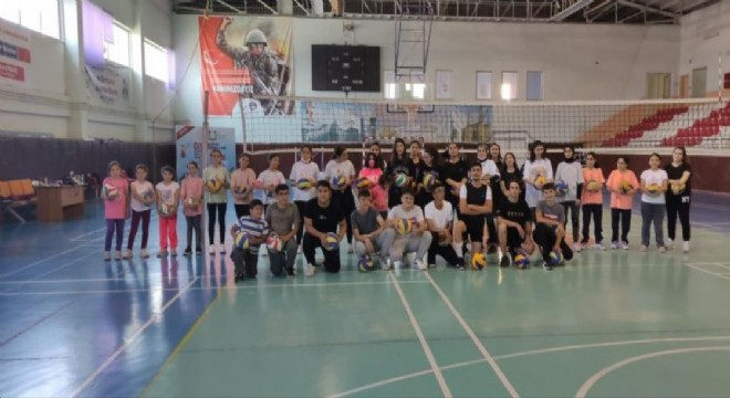 GSB Yaz Spor Okullarına yoğun ilgi