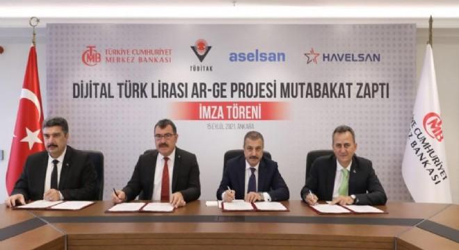 TCMB'den Dijital Türk Lirası yaklaşımı