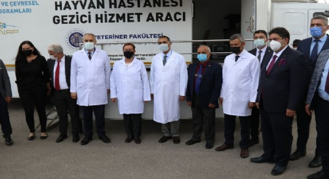 ATAUNİ Veteriner Fakültesi övgü topluyor