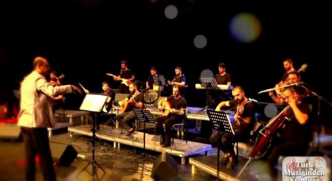ATAUNİ'den öğrencilere online konser