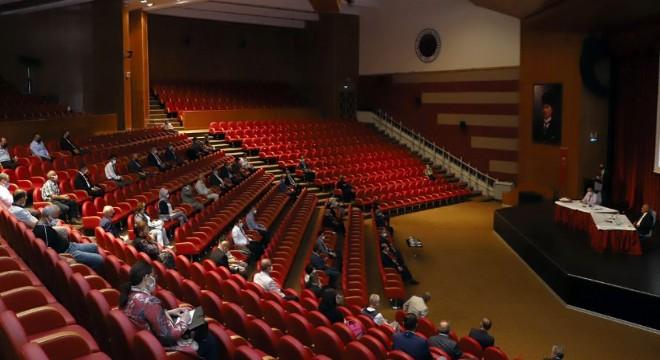 Atatürk Üniversitesi Senatosu toplandı