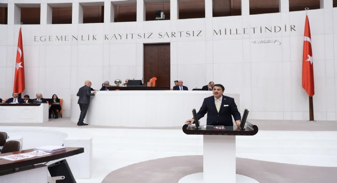 Aydemir'den Şehit Gün Sazak'a vefa
