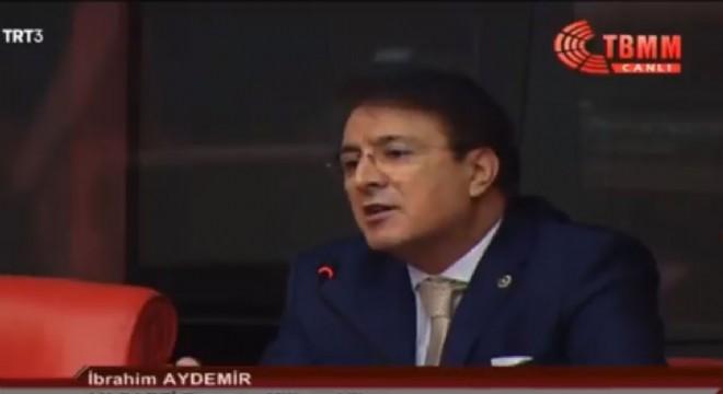 Aydemir: 'Nef'i duruşlu dadaşlara minnettarız'