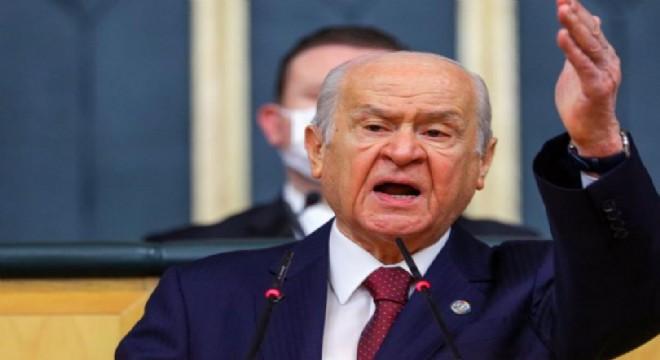 Bahçeli:  'HDP kapatılmalıdır'