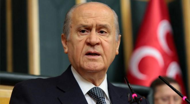 Bahçeli: 'Türk milleti Müslüman bir millettir'