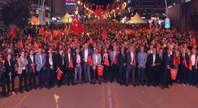 Başkan Orhan'dan Milletvekili Aydemir'e teşekkür