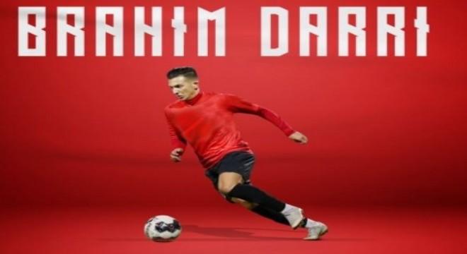 Brahim Darri Samsunspor ile anlaştı