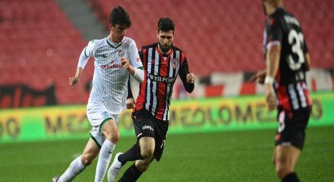 Bursaspor U19 Takımı kamp için Erzurum'u seçti