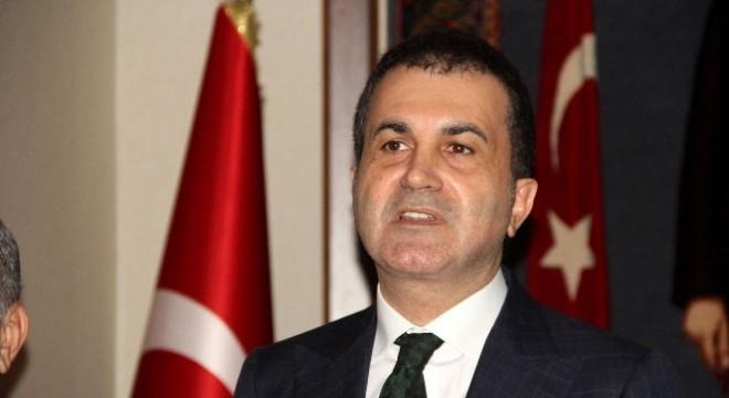 Çelik'ten Atatürk'e saygısızlığa tepki