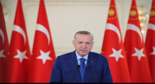 Cumhurbaşkanı Erdoğan: 'Yolumuza devam edeceğiz'