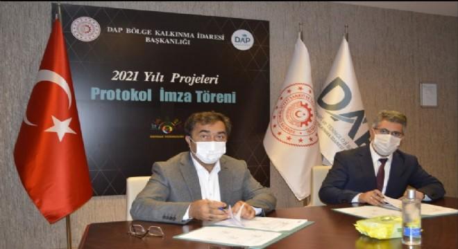 DAP İdaresinden süt üreticilerine destek