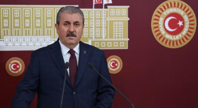 Destici: 'HDP PKK'nın yan örgütüdür'