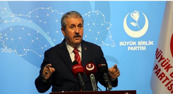 Destici'den Ortak Türk Birliği önerisi