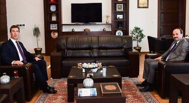 ETÜ, Emniyet Müdürü Tuncel'i ağırladı
