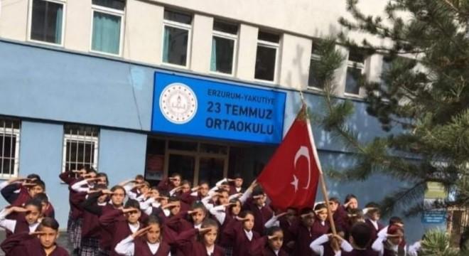 Erzurum 5'inci oldu