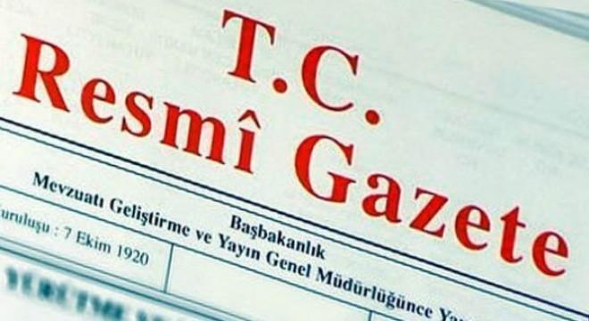 Erzurum Kaymakam atamaları Resmi Gazetede