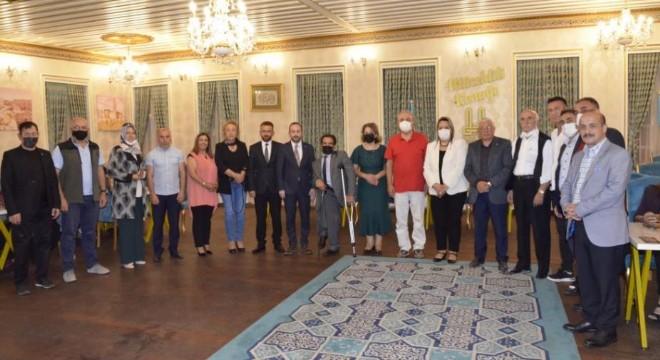 Erzurum Yeni Medya Derneğinden tanıtım etkinliği