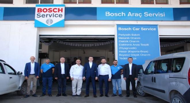 Erzurum'a yeni Bosch Car Service müjdesi