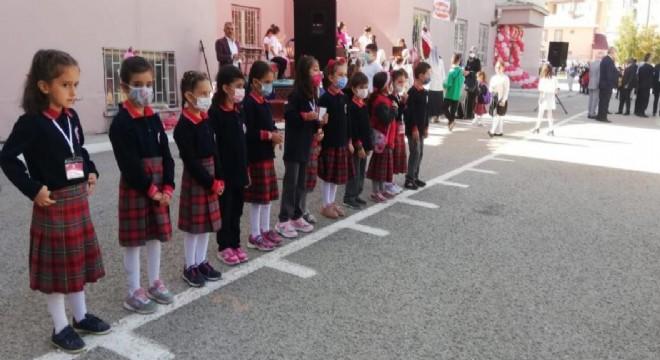 Erzurum'da 146 bin 589 öğrenci okulla buluştu