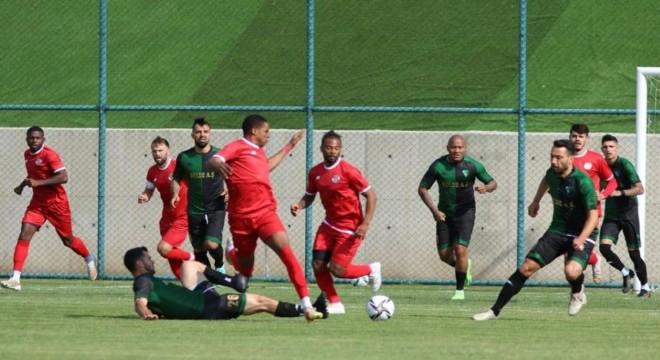 Erzurum'daki maçın galibi Kocaelispor oldu
