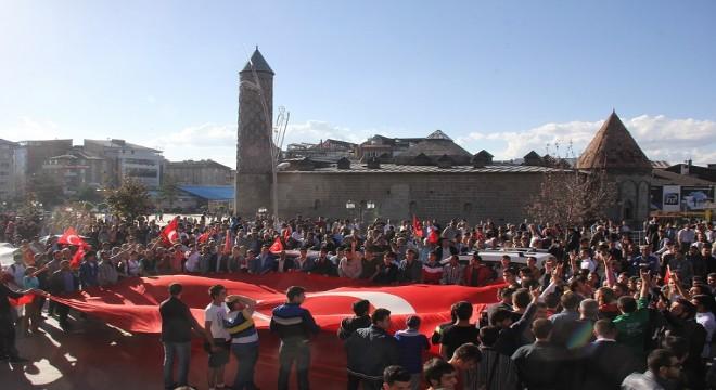 Erzurum'un Büyükşehirler payı yüzde 3.17 oldu