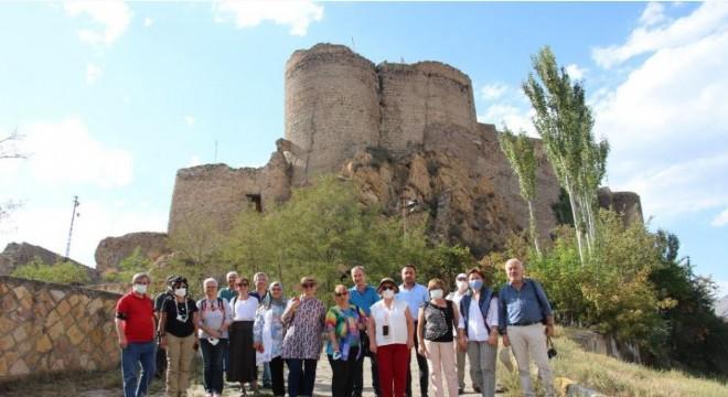 Erzurum'un turizm değerleri ilgi uyandırıyor