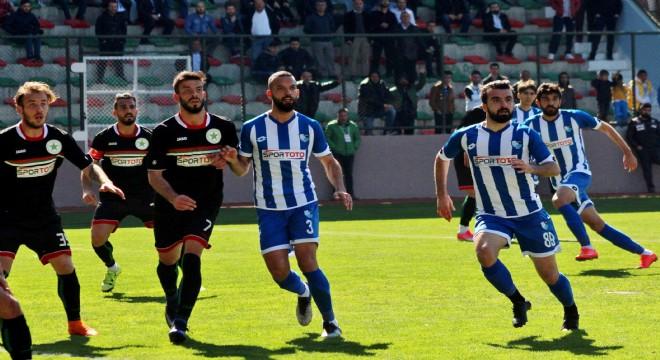 Erzurumspor 1 puanla yetindi
