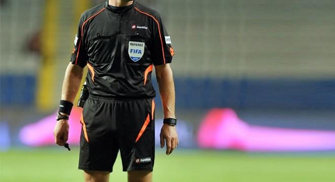 Erzurumspor Samsunspor maçını Ak yönetecek