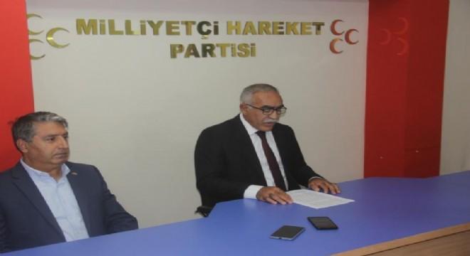 MHP Bölge İstişaresi 12 Eylülde gerçekleştirilecek