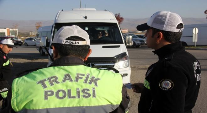 Erzurum'da öğrenci servisleri denetlendi ile ilgili görsel sonucu
