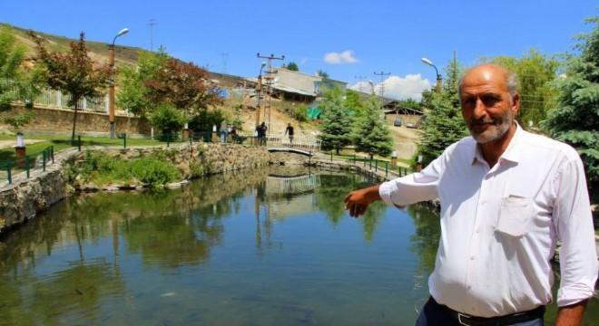 Söğütlü'de Balıklı Göl bereketi