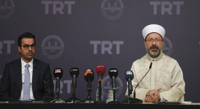 TRT Diyanet Çocuk yayına başlıyor