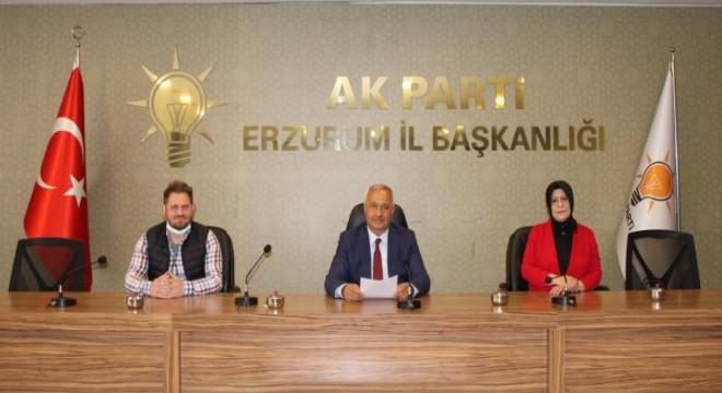 Tavlaşoğlu: 'AK Parti sözde değil özde çevrecidir'