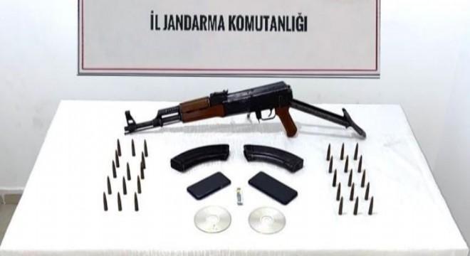 Terör operasyonunda 1 tutuklama