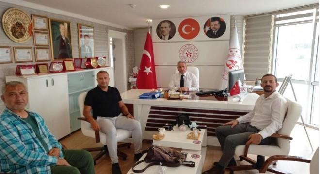 Triatlon Federasyonu kamp için Erzurum'u seçti