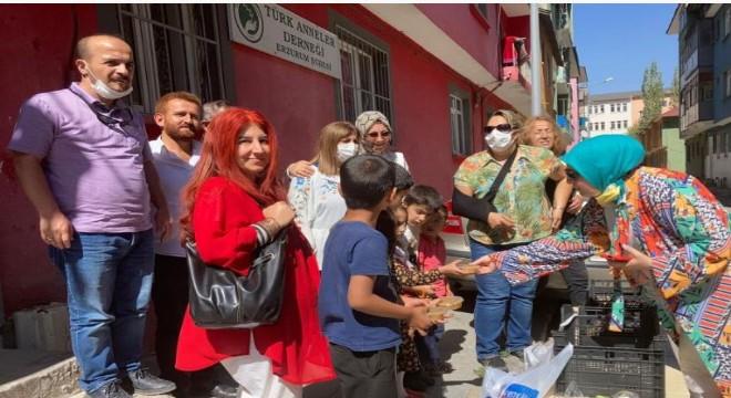 Türk Anneler Derneğinden geleneksel yaklaşım