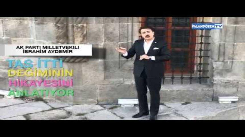Aydemir,Erzurum'un manevi ve kültürel değerlerini anlattı